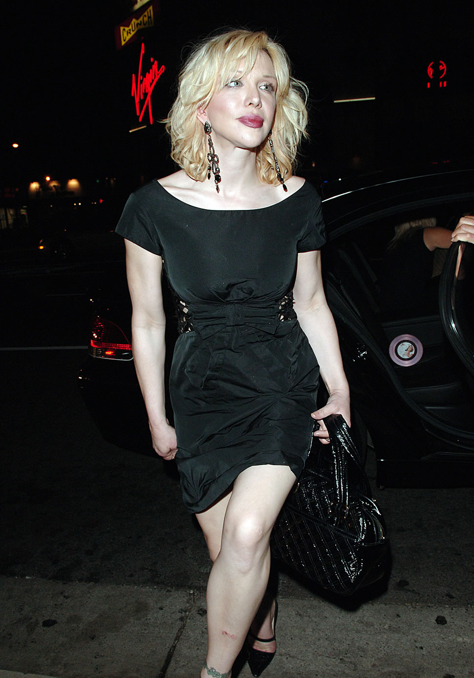 Courtney Love s bizarre style blog Music The Guardian 70