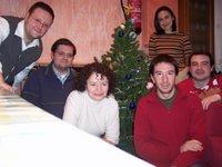 la logia en Navidad