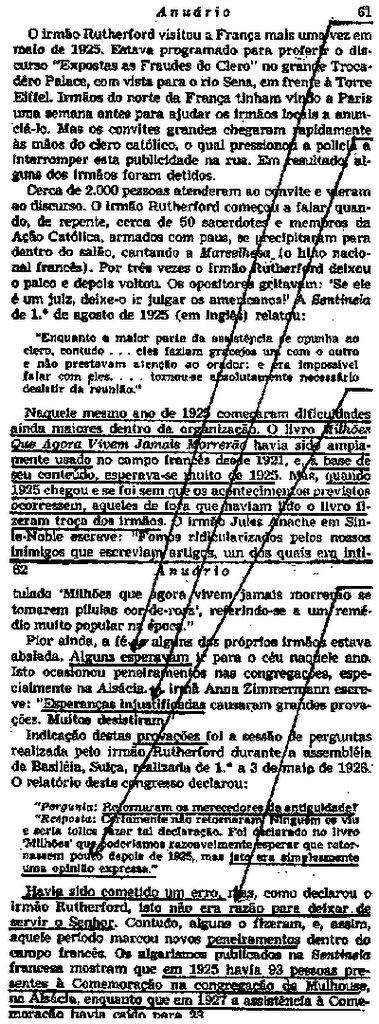 Anuário das Testemunhas de Jeová de 1981, pp. 61, 62