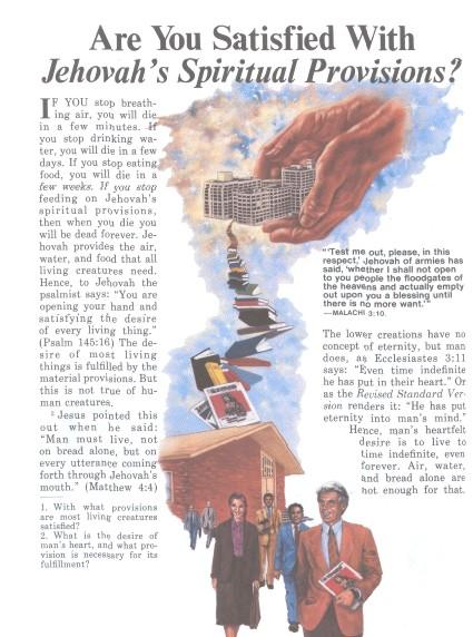 The Watchtower (A Sentinela), 1 de Outubro de 1987, p. 10 (em inglês)