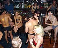 Swingers club bury