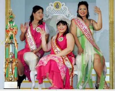 Miss Jumbo Queen of Thailand  2