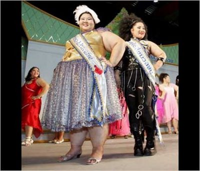 Miss Jumbo Queen of Thailand  6