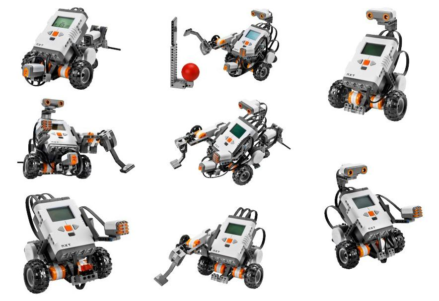 lego mindstorms nxt instructions