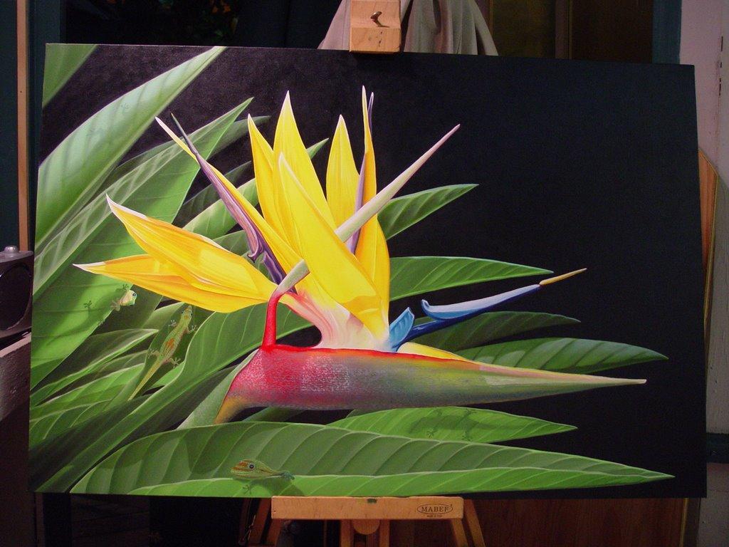Marshall White Fine Art Latest Paintings
