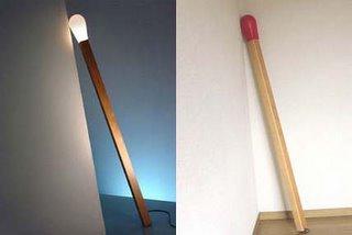 Funfurde: match. light.