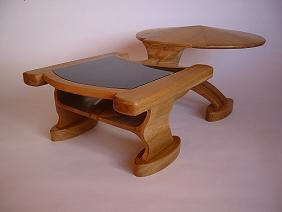 If Star Trek Is Your Thing And Youu0027re Not Afraid To Show It, Check Out This  Hand Carved Oak Coffee Table From The Unique Furniture Outlet.