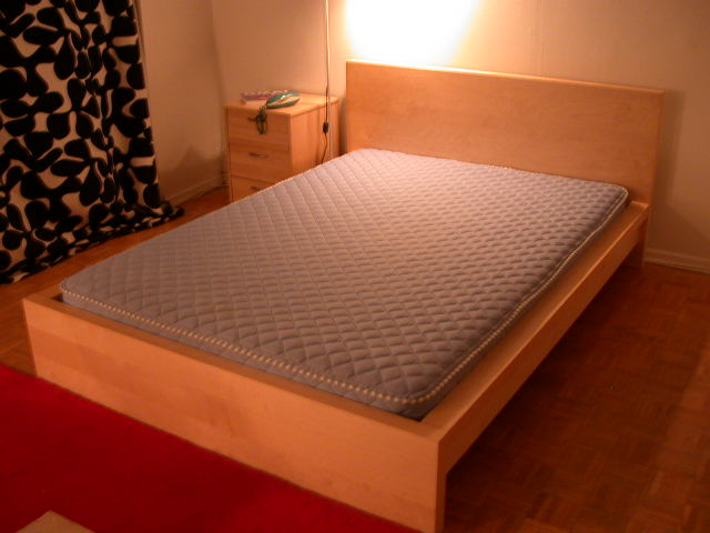 My Furniture Ikea Malm Bed Frame With Sultan