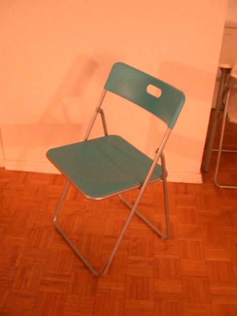 My Furniture IKEA Nick Folding Chair