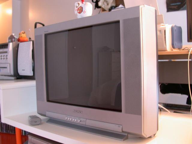 My Furniture Sony Fd Trinitron Wega 20 Quot Tv Kv20fs100