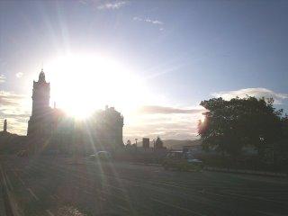 The Road to Edinburgh