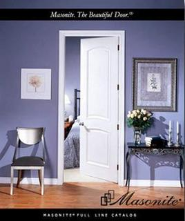 Masonite Palazzo series, Bellagio door