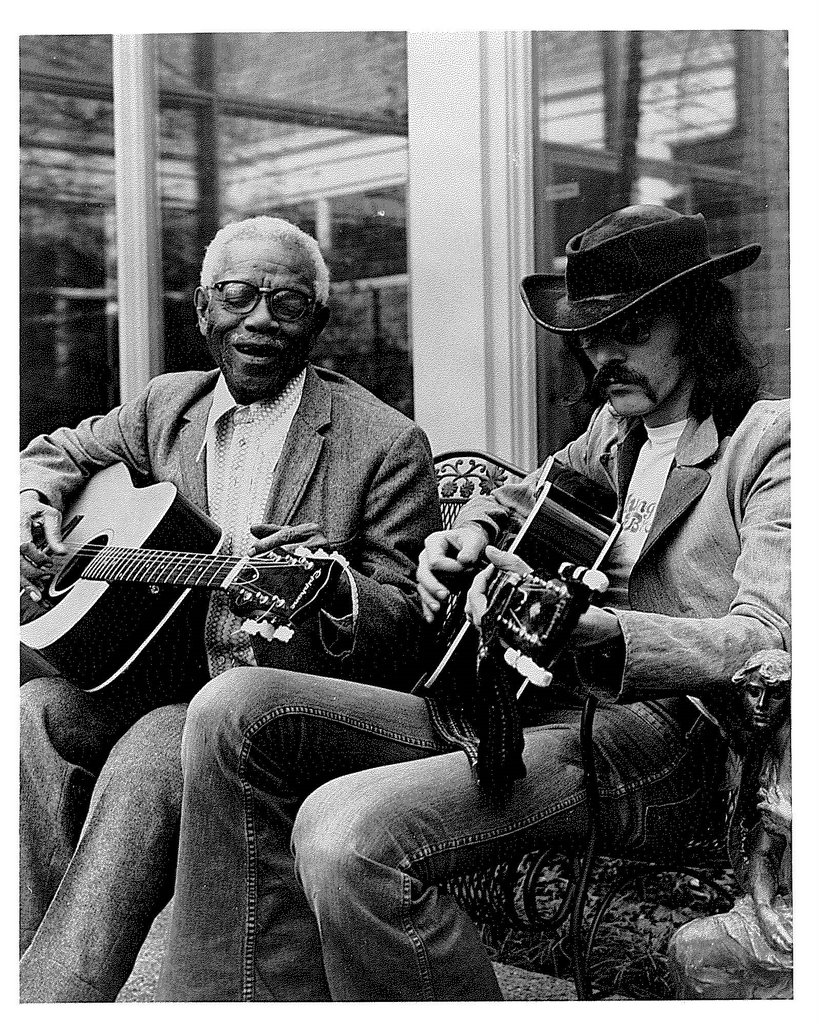 Furry Lewis With Bukka White And Gus Cannon On The Road Again