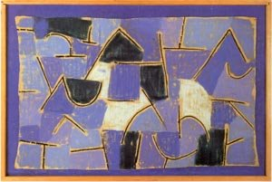 Paul Klee, Blue Night, 1937
