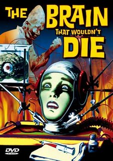 The Brain That Wouldn't Die - one of many horror classics at www.veoh.com