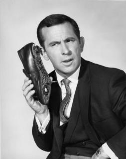 Don Adams as Agent 86, Maxwell Smart
