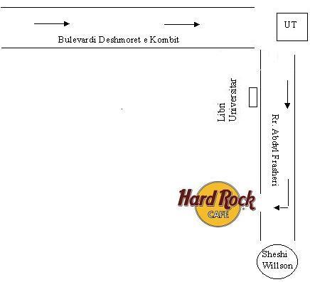 Hard Rock Cafe Tirana