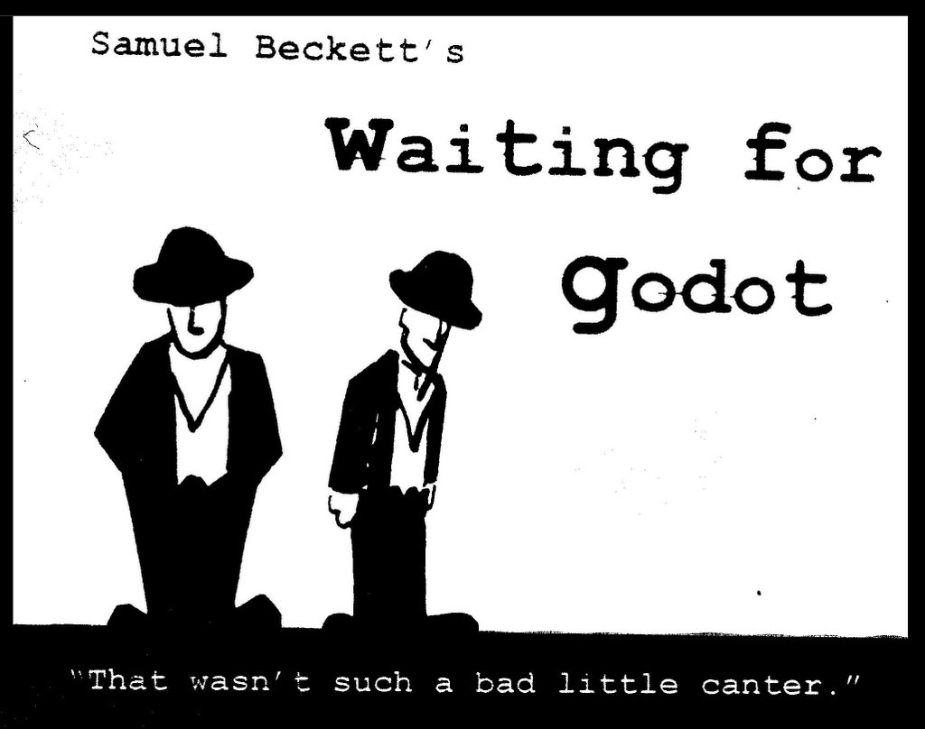 analysis of samuel becketts waiting for godot 20th century irish novelist, playwright and poet samuel beckett penned the play waiting for godot in 1969, he was awarded the nobel prize for literature.