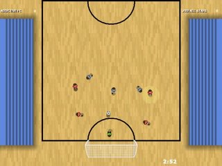 Indoor Pitch - Click to Enlarge