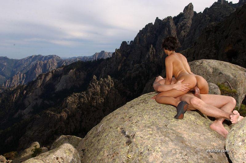 высокая гора порно