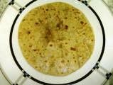 Cauli parathas