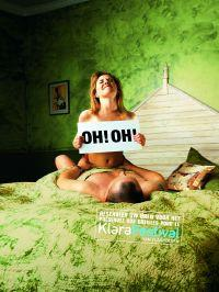Poster for Klara Festival, Brussels