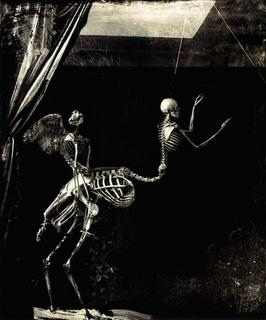 Joel Peter Witkin - Cupid and Centaur - 1992