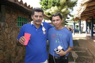 Francisco Cabarcas and Armando Ramos