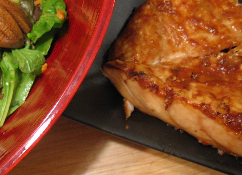 Miso-Glazed Tuna Kebabs Recipe — Dishmaps