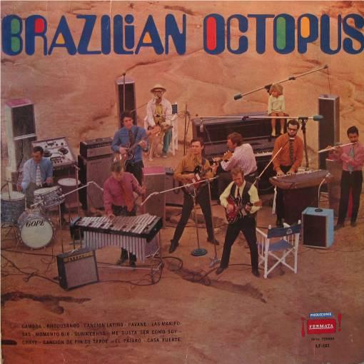 Tropicalia 60's (Caetano Veloso, Os Mutantes, Gilberto Gil, Gal Costa etc) Cover.15