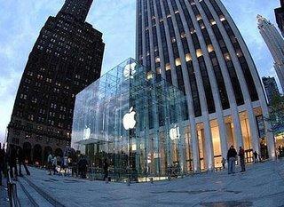 Tienda Apple en Nueva York