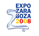 Nuevo logo de Expo Zaragoza 2008
