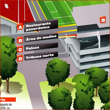 Kaiserlautern Stadium - Oliver Leon - Dibujando por Dinero