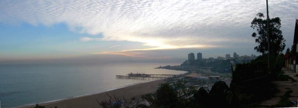 Resultado de imagen para viña del mar amanecer