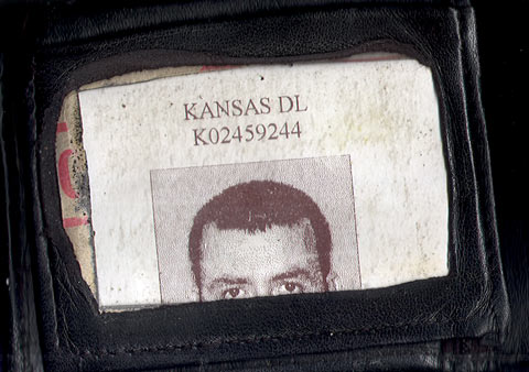 The kansas oregon trail ks driver 39 s license for Kansas state fishing license