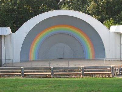 The Raoul Wallenberg Shell, Overton Park, Memphis, Tennessee