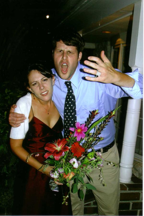Marcus Trufant Wedding