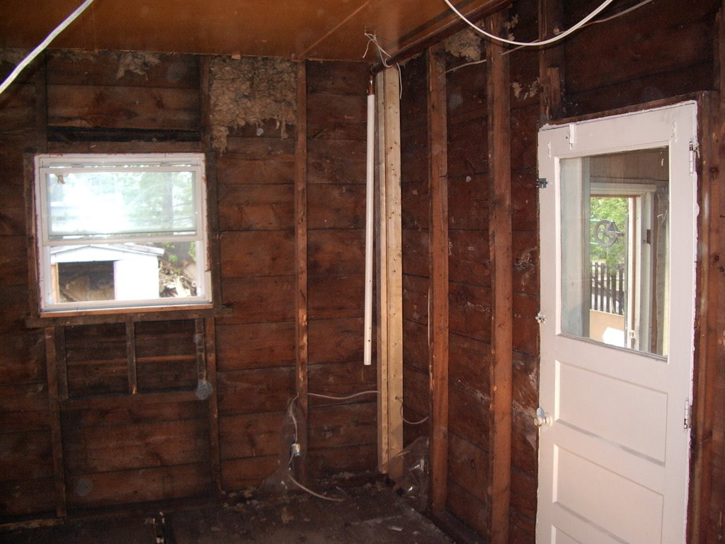Mel and brad 39 s do it yourself home renovation slowly but for Do it yourself home renovation