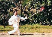 la lanza (Quiang)