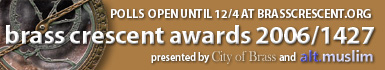 Brass Crescent Awards voting now open!