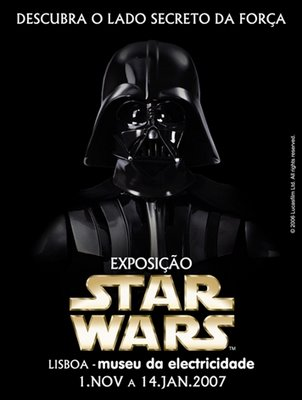 Exposição Star Wars