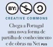 Creative Commons @ Público