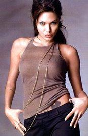 Angelina jolle corrida desnuda