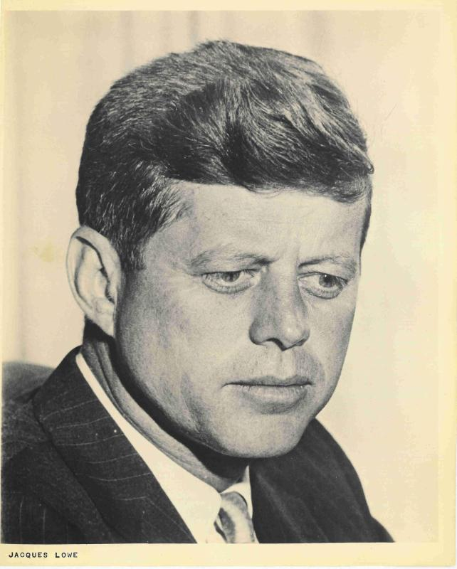 an analysis of the life of john f kennedy Presidents use rhetoric in most of their speeches to effectively convey their thoughts and ideas to the american people john f kennedy was elected to be the thirty.