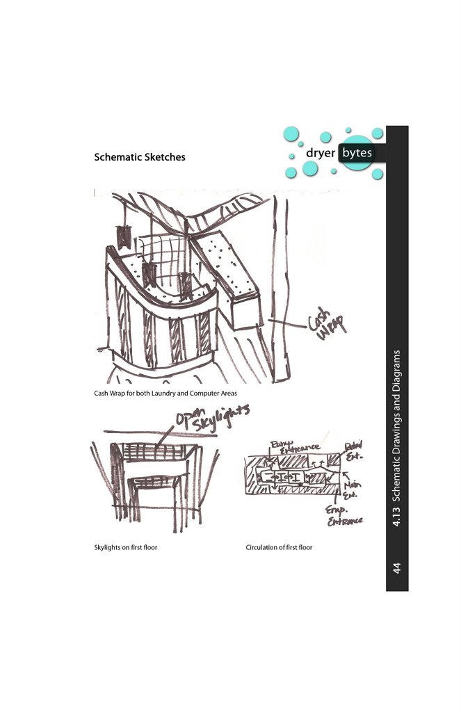 dryer bytes...: Schematic Sketches