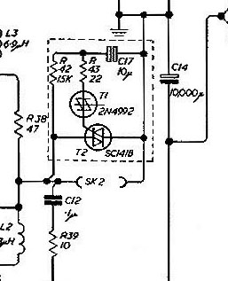 Quad Spot: The Quad 405 Loudspeaker Protection Circuit on