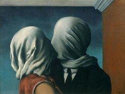 oa amantes, magritte
