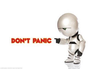 Don't Panic