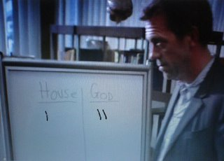 House Vs God