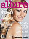 Gwyneth on the cover of Allure...not exciting